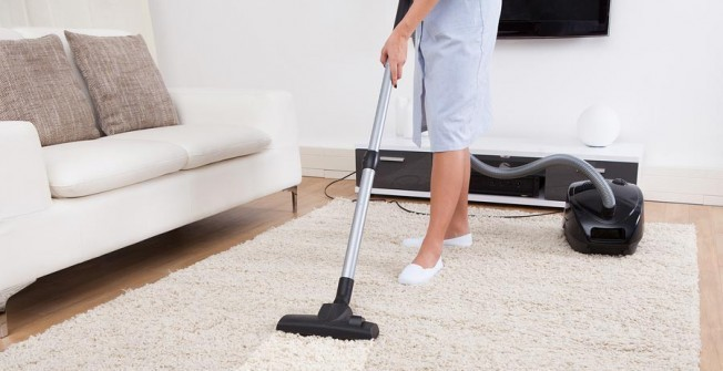 Professional Carpet Cleaning in Abergarw