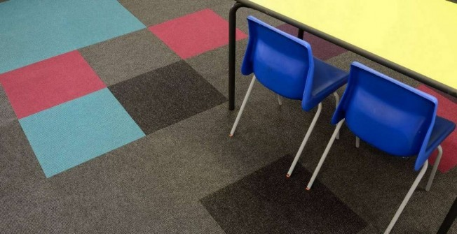 Primary School Carpet Cleaning in Newport