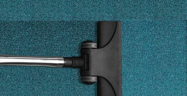 Premium Carpet Cleaning in Broadstone