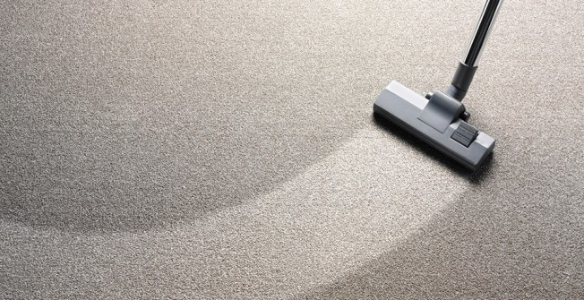Carpet Cleaning Services in Broadstone